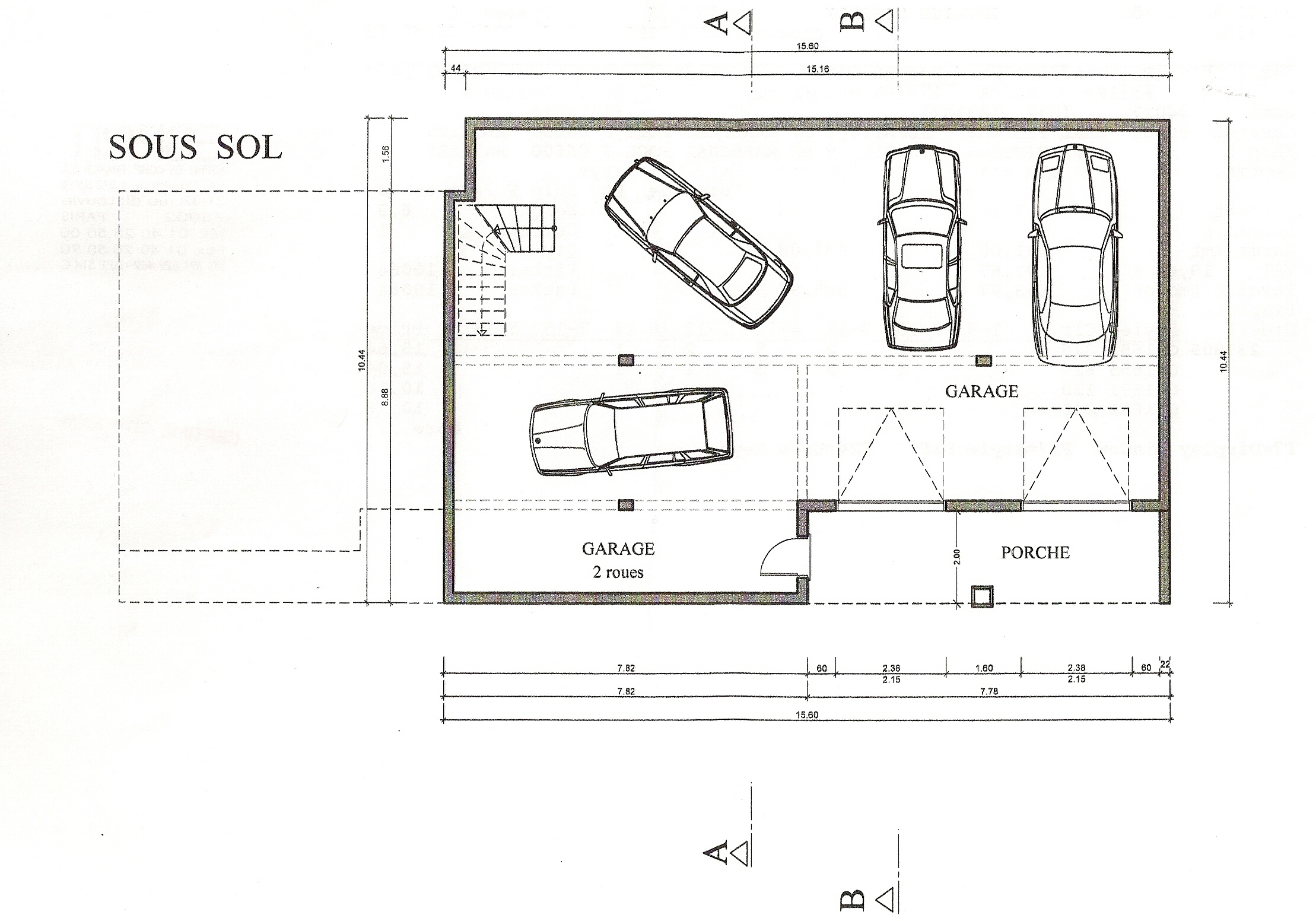 Free home plans planning a garage for Deck over garage plans